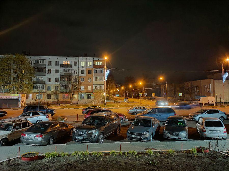 Ночной режим x1. Фото © LIFE / Денис Марков