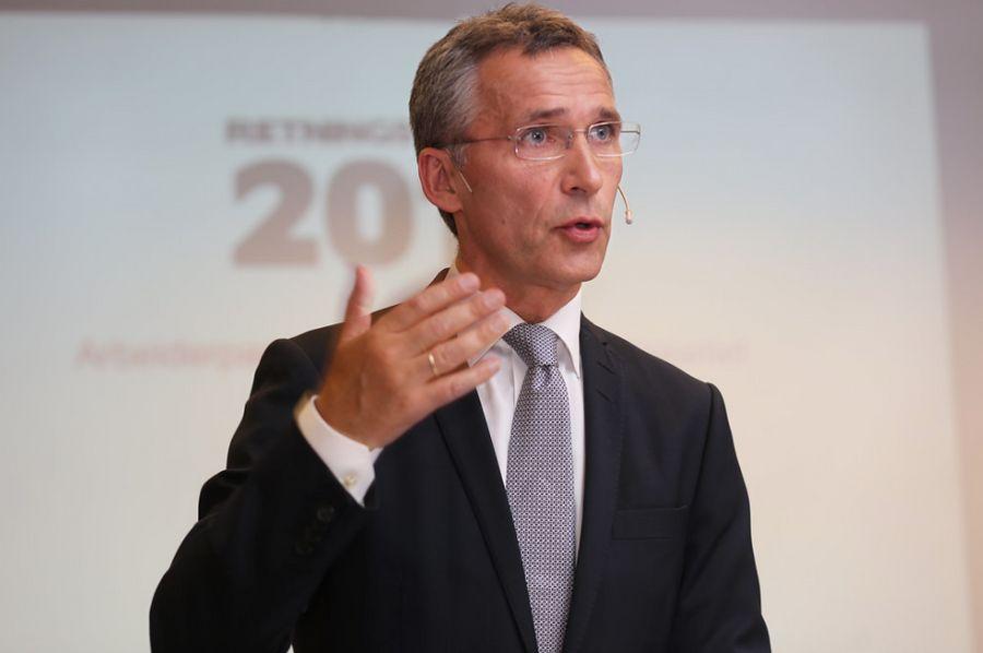 """<p>Генсек НАТО Йенс Столтенберг. Фото © Flickr / <a href=""""https://www.flickr.com/photos/arbeiderpartiet/"""" target=""""_blank"""" rel=""""noopener noreferrer"""">Arbeiderpartiet</a></p>"""