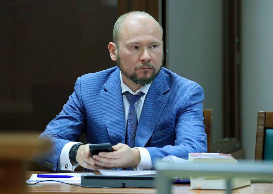 <p>Адвокат Александр Почуев. Фото © ТАСС / Пётр Ковалёв</p>