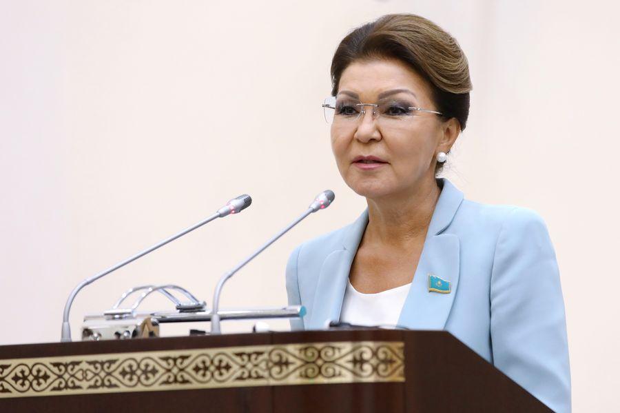 <p>Дарига Назарбаева. Фото © ТАСС / Павел Александров</p>