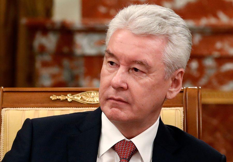 <p>Мэр Москвы Сергей Собянин. Фото © ТАСС / Астахов Дмитрий</p>