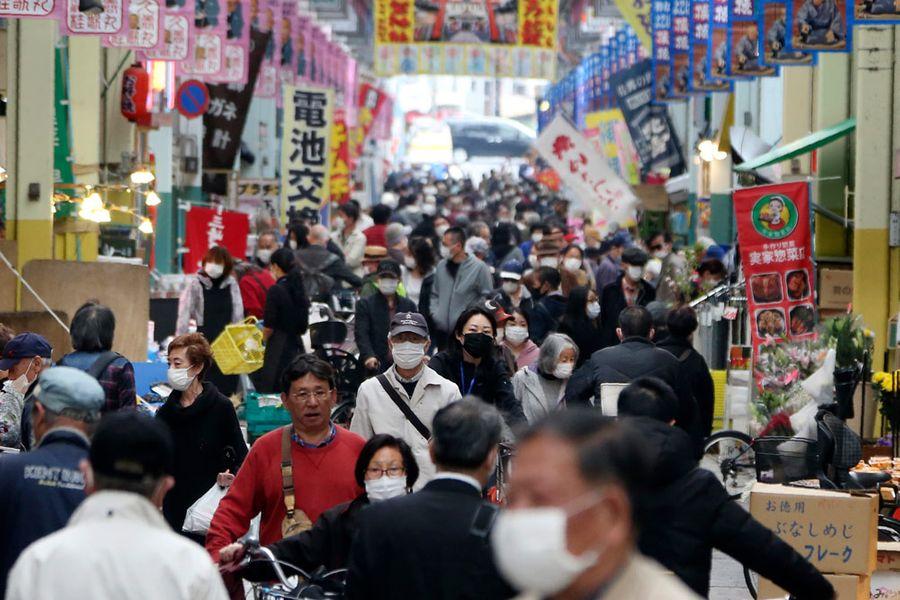 <p>Фото © ТАСС / АР / Koji Sasahara</p>
