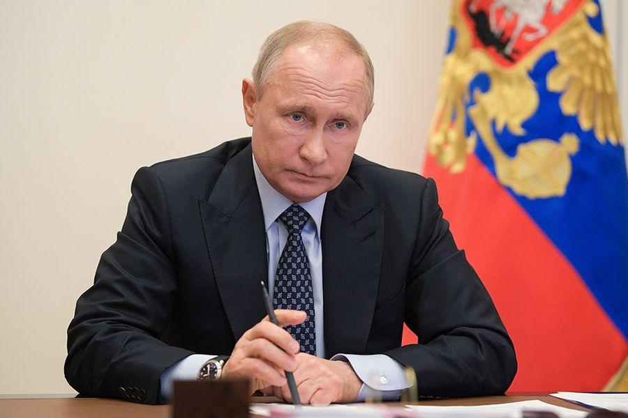 <p>Фото © Алексей Дружинин / Пресс-служба президента РФ / ТАСС</p>
