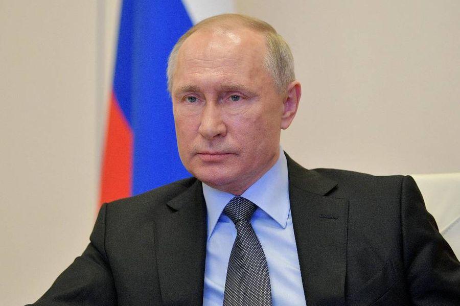 <p>Фото © ТАСС/Алексей Дружинин/пресс-служба президента РФ</p>