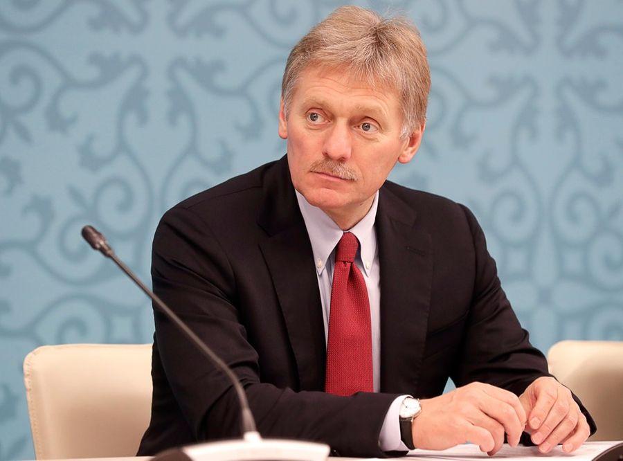 <p>Дмитрий Песков. Фото © ТАСС / Метцель Михаил</p>