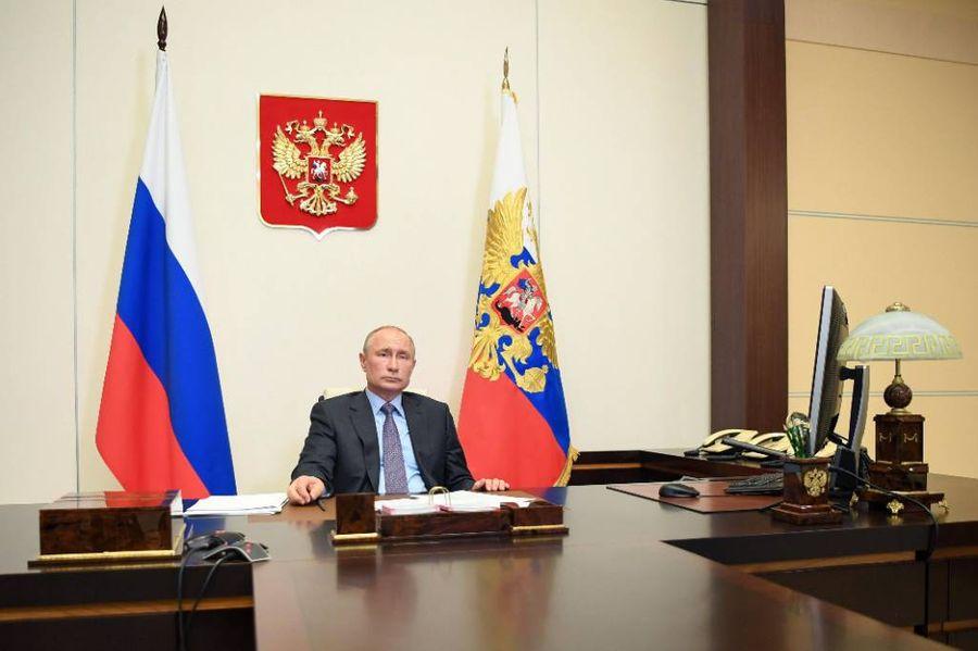 <p>Президент России Владимир Путин. Фото © ТАСС / Алексей Никольский</p>