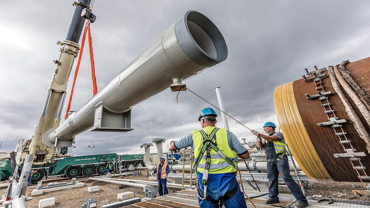 <p>Фото © Nord Stream 2 / Paul Langrock</p>