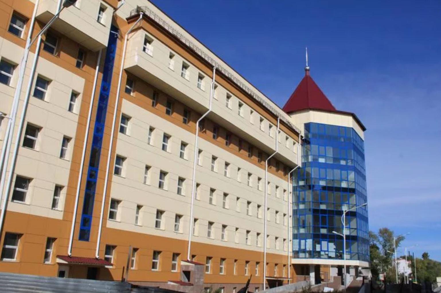 Фото: © Амурская областная детская клиническая больница