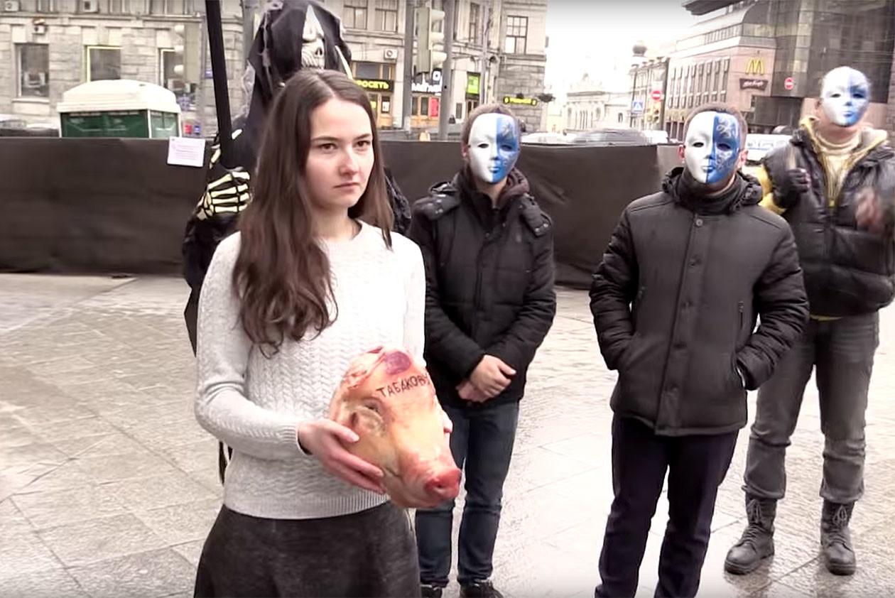 Фото: © Скриншот из видео YouTube/Грани.Ру