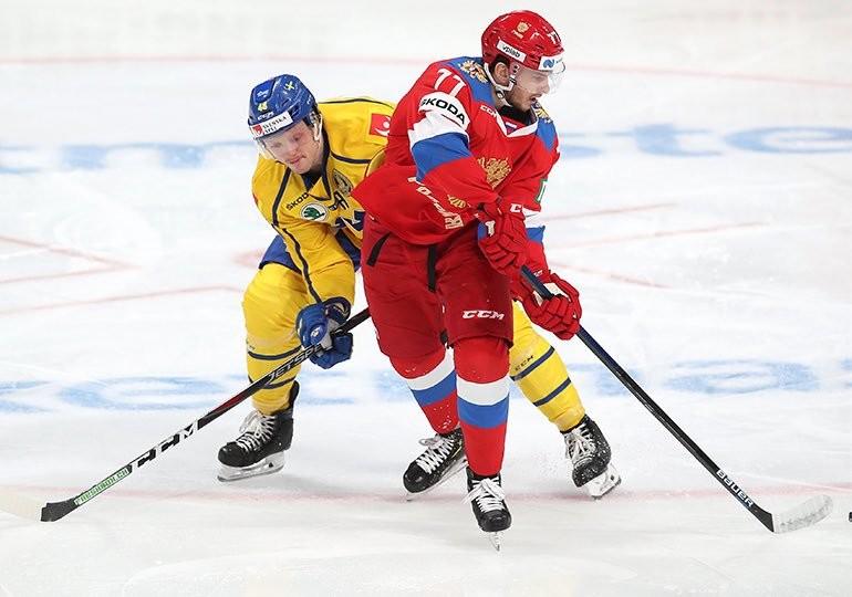 Фото © Twitter / Хоккей России