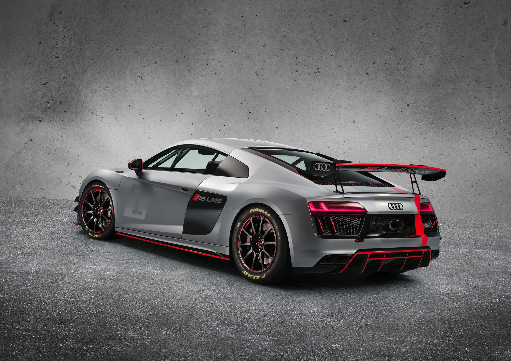 Audi R8 LMS GT4. Фото: © Audi