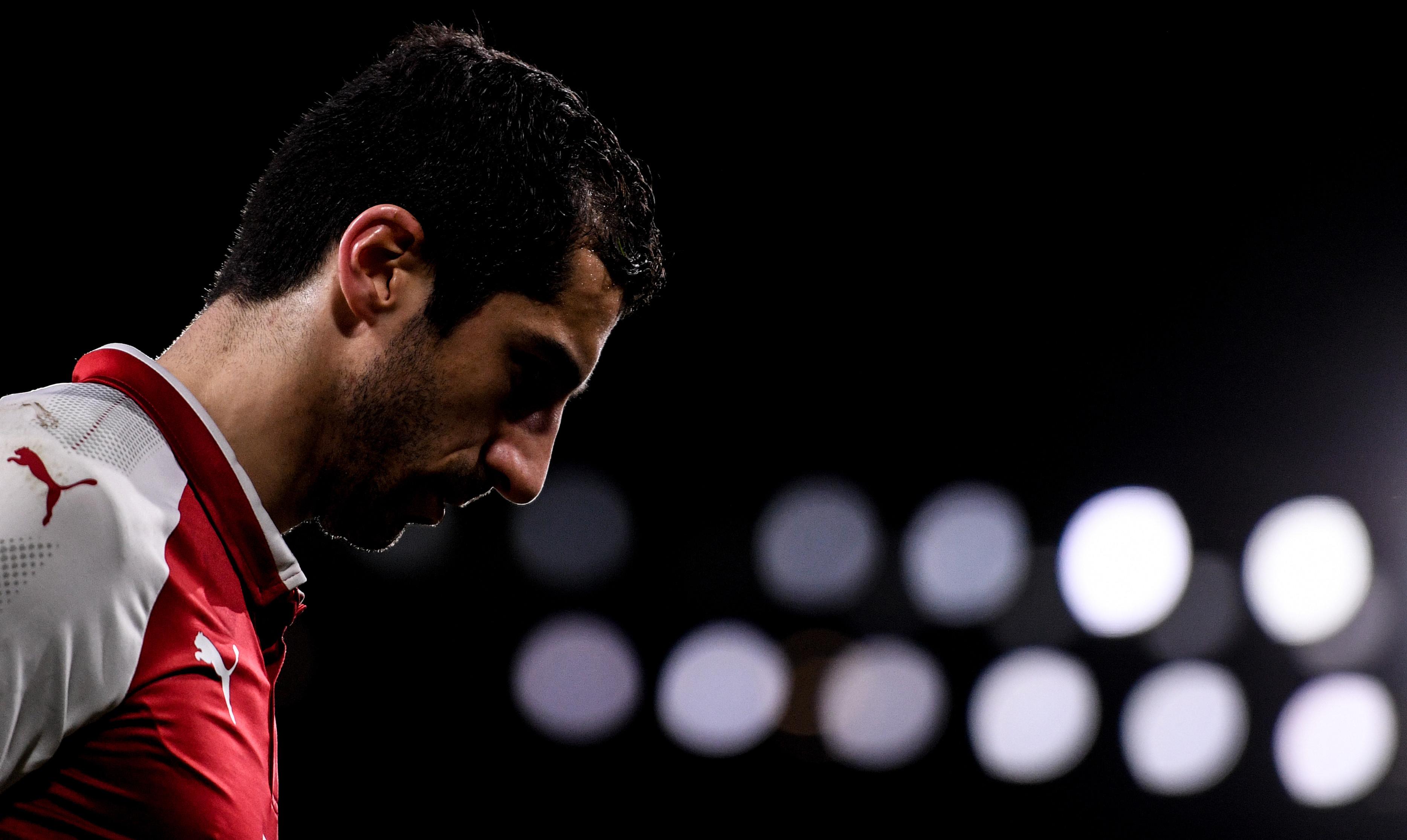 """Футболист """"Арсенала"""" Генрих Мхитарян. Фото © РИА """"Новости"""" / Алексей Филиппов"""