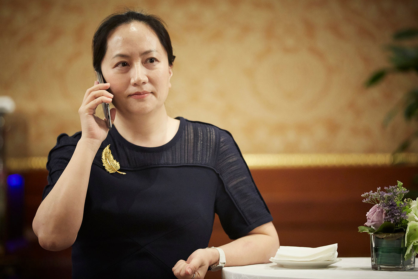 Директор Huawei Мэн Ваньчжоу. Фото © Shutterstock
