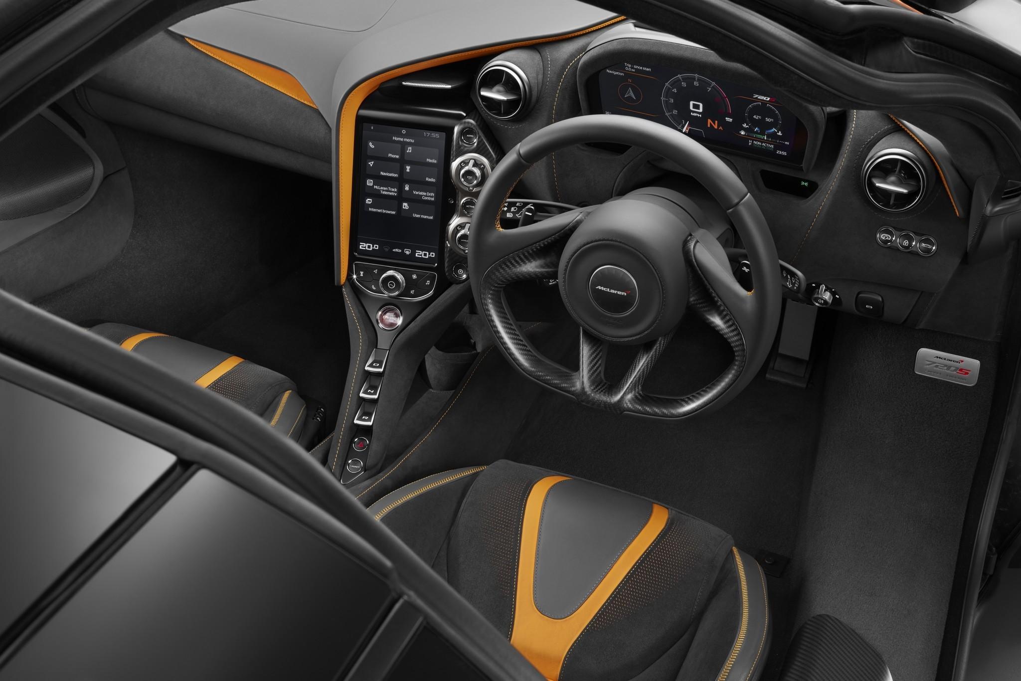 McLaren 720S. Фото: © McLaren