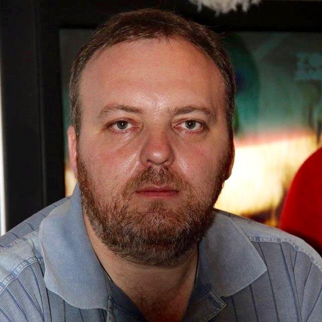 Владимир Букарский