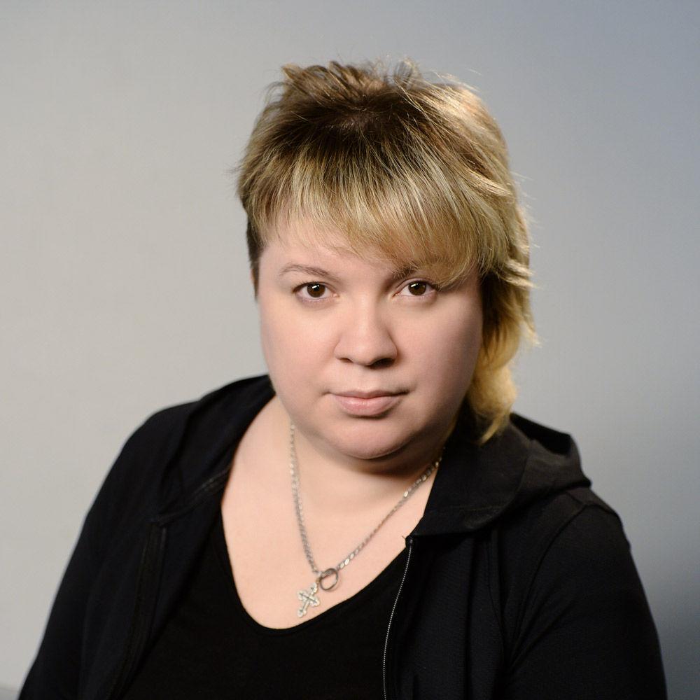 Жигалова Алена