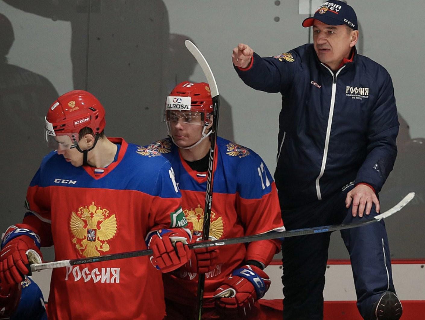 Фото © Пресс-служба сборной России