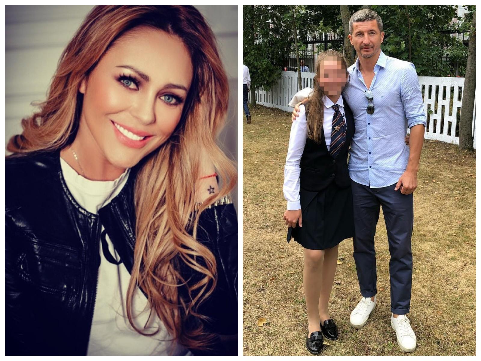 На фото справа Евгений Алдонин с дочкой Верой. Фото: instagram / julianachalova, evgeny_aldonin