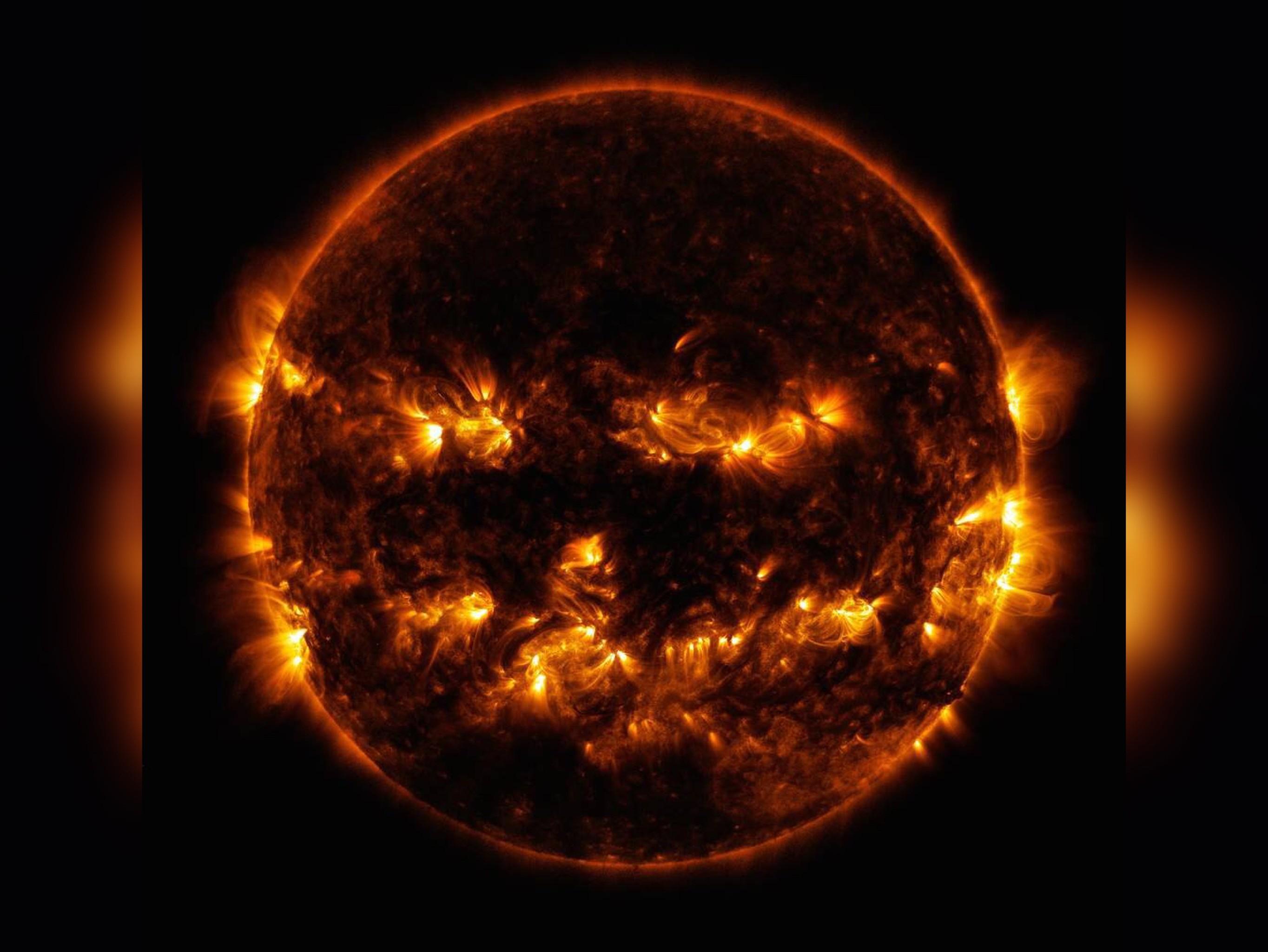 Фото © Facebook / NASA Sun Science