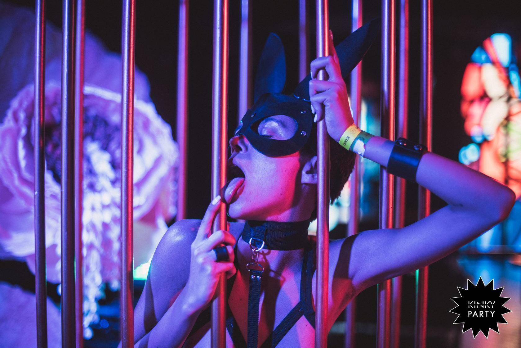 Фото © Facebook / Kinky Party