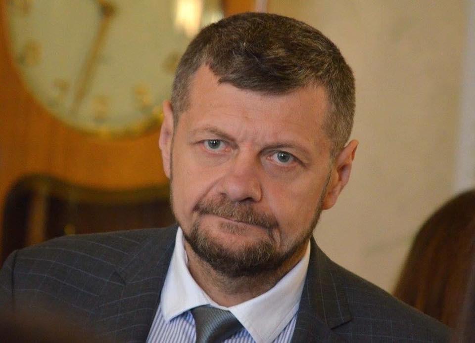 Игорь Мосийчук. Фото: © Facebook / Ігор Мосійчук
