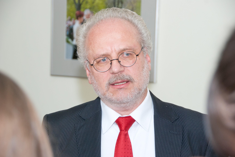 Эгилс Левитс Фото © wikipedia