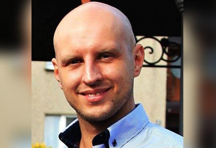 Пострадавший поляк Сильвестр Побуто. Фото © facebook.com/sylwester.pobuta