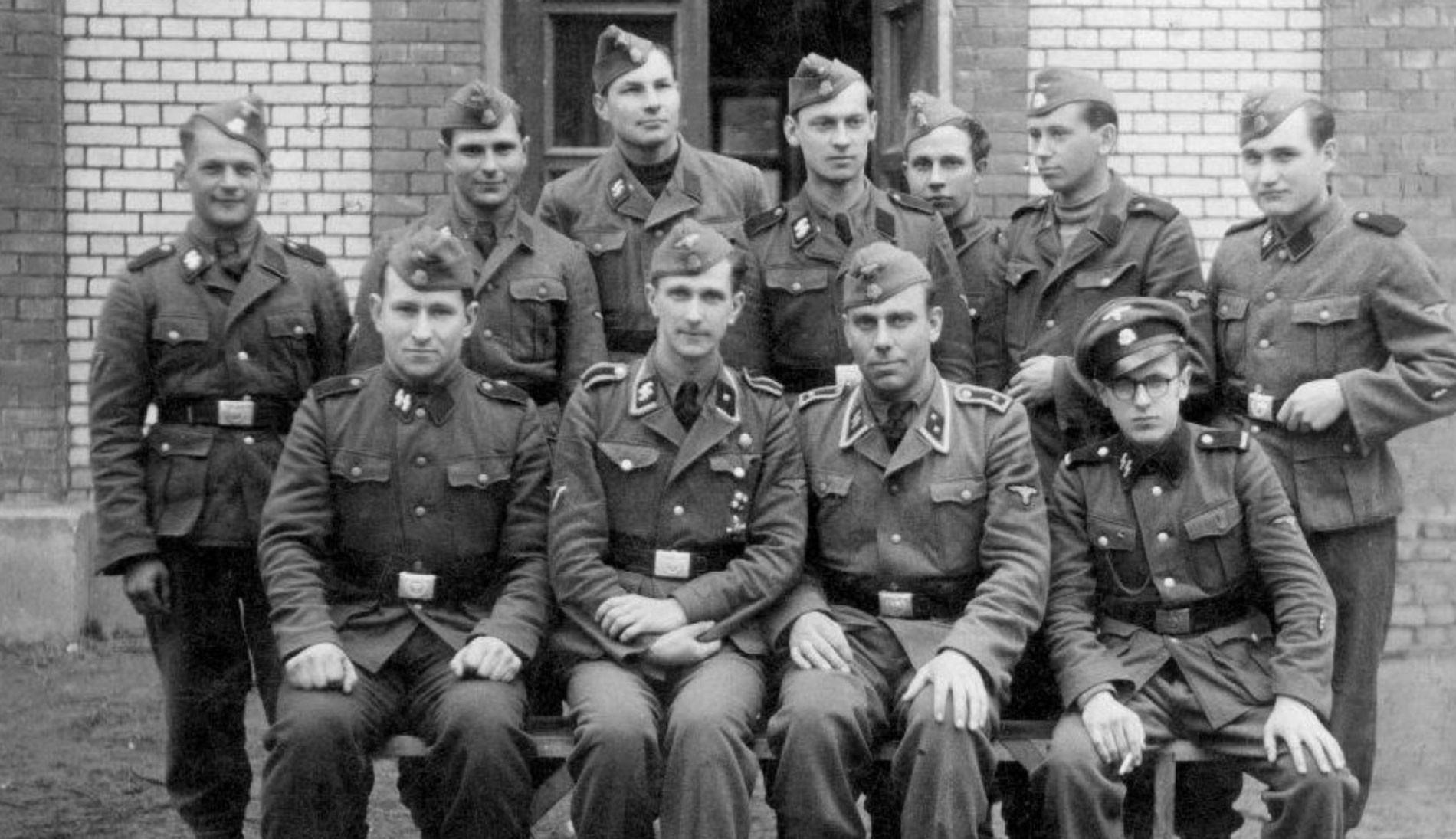 Латышский добровольческий легион СС Фото © antik1941.ru