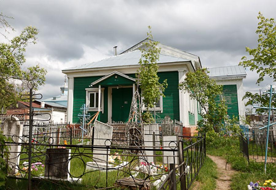 Фото: © Клепиковское благочиние Касимовской епархии / Щавелев А.В.