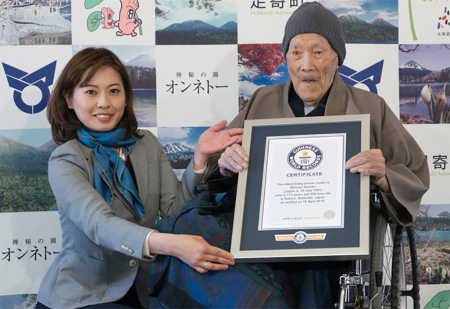 Фото © Guinness World Records Limited