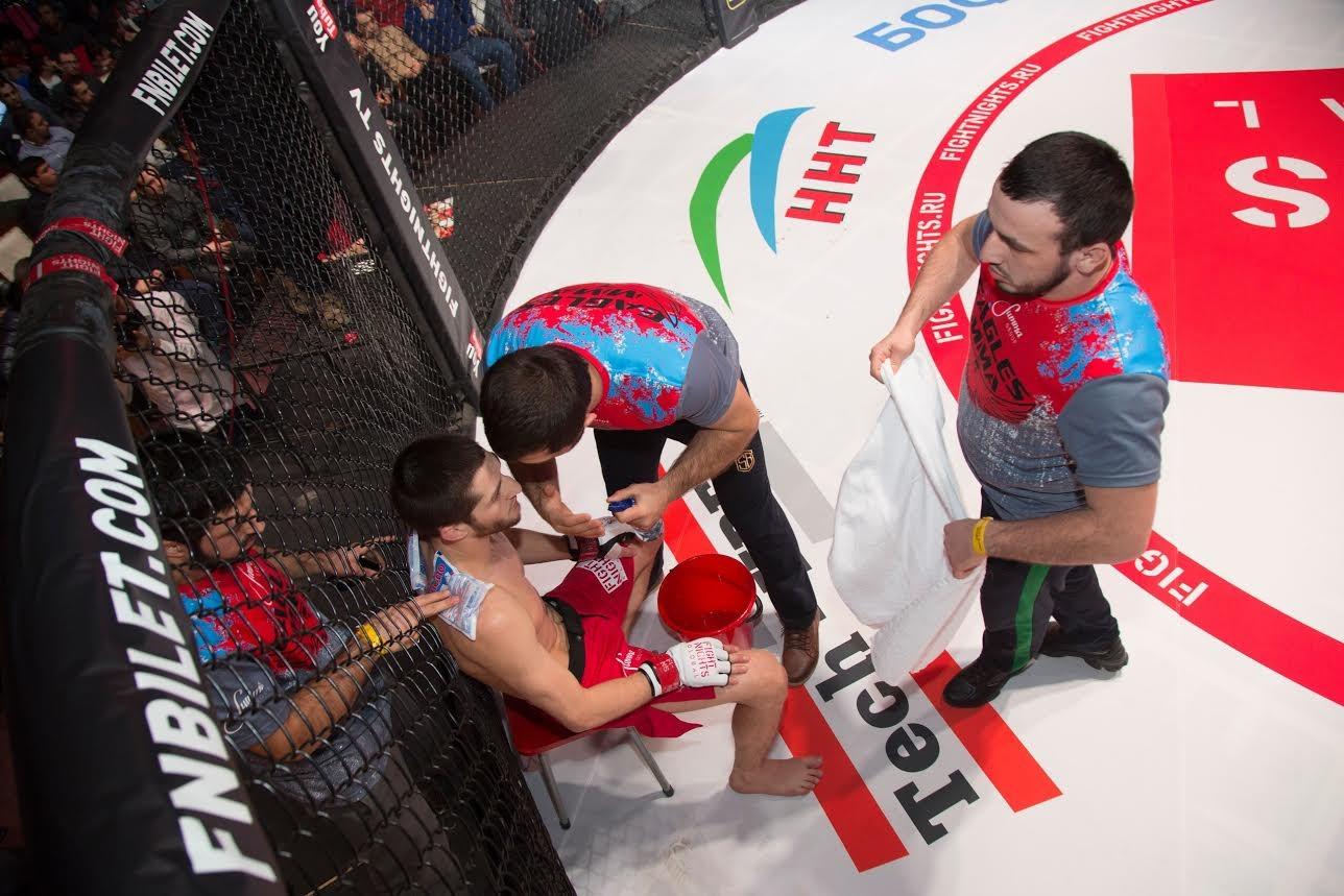 Фото: пресс-служба Eagles MMA