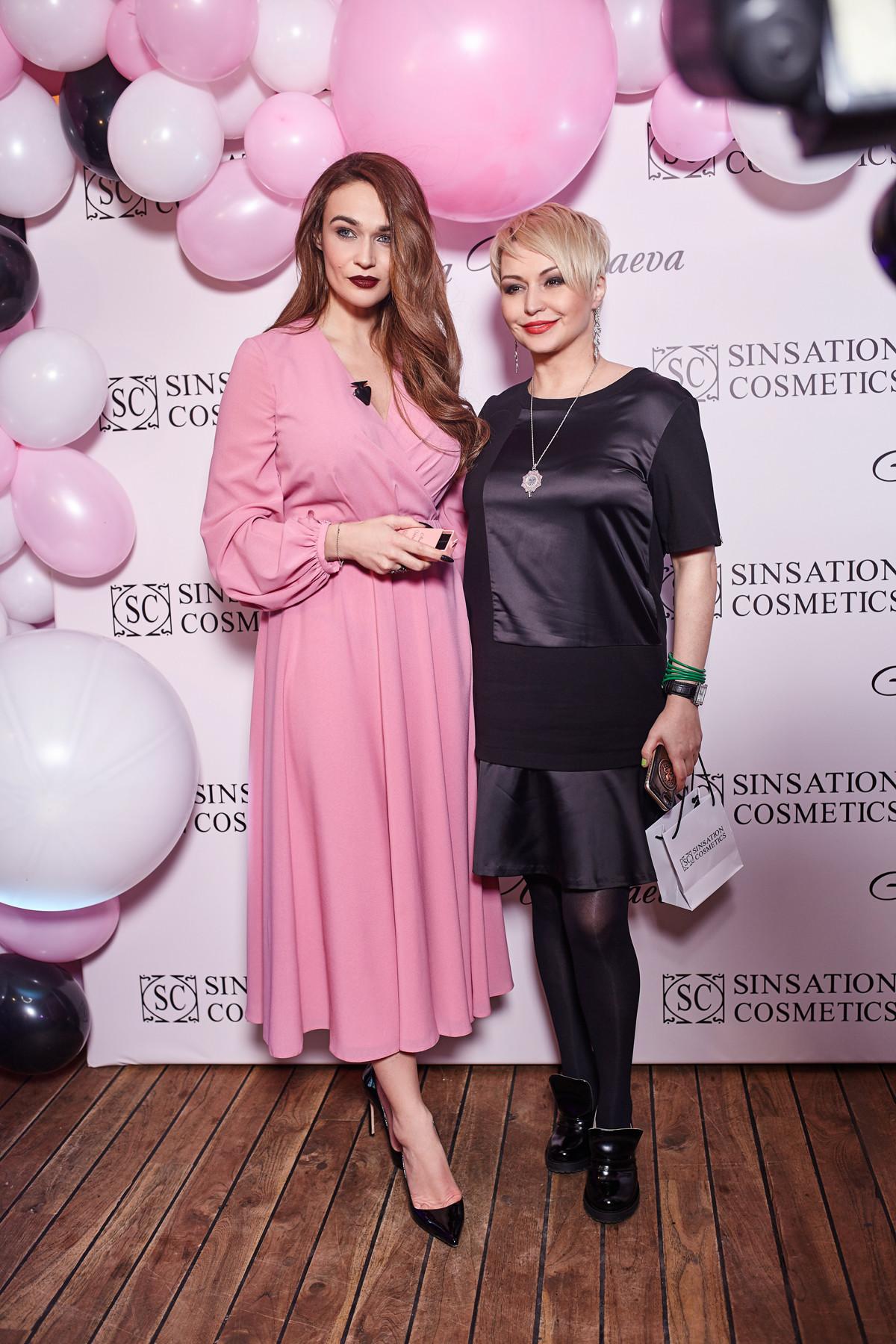 Алёна Водонаева и Катя Лель Фото: архив пресс-службы