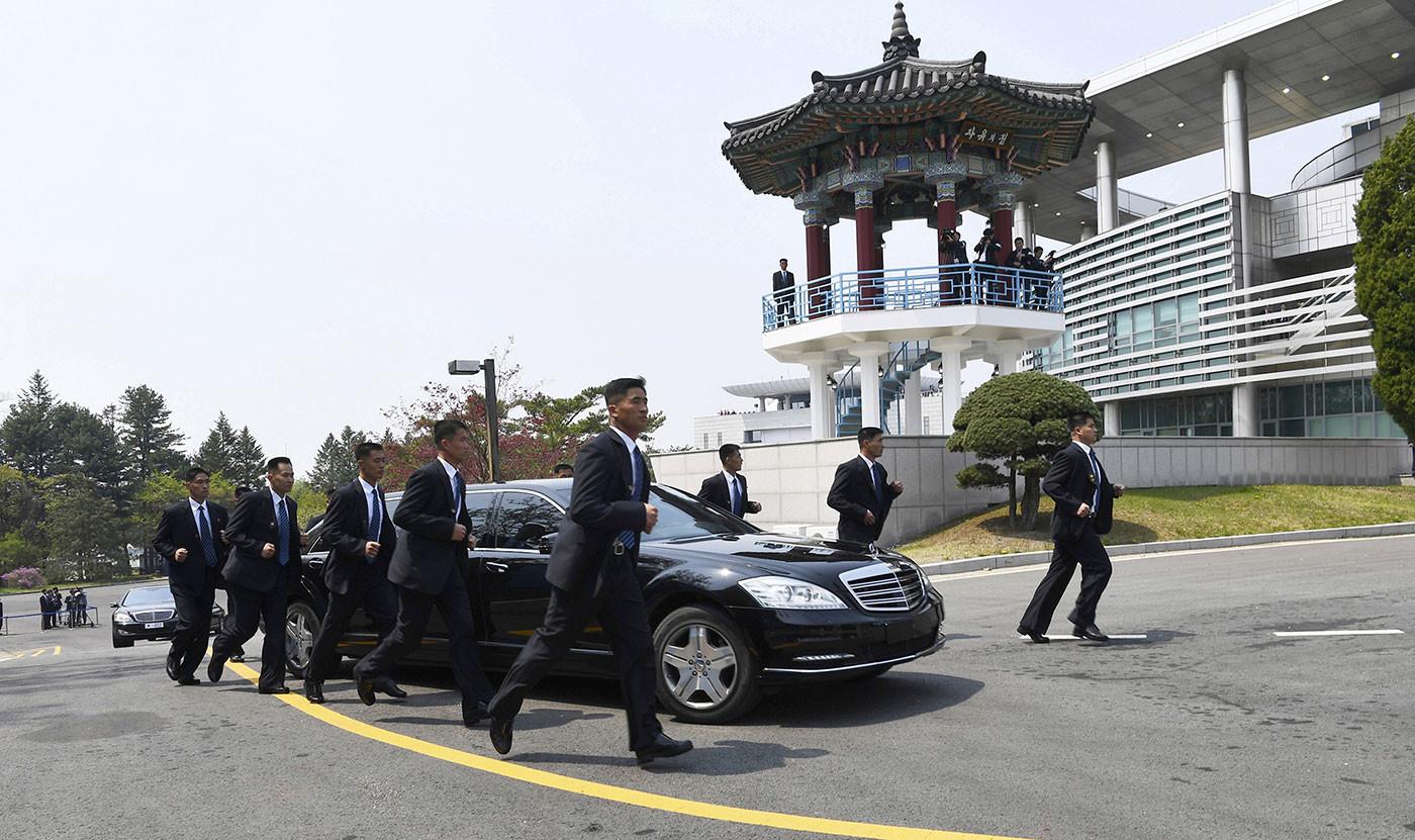 Фото: © Korea Summit Press Pool via AP