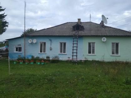 Тот самый двухквартирный дом на окраине села, где произошло убийство. Фото © СУ Следственного комитета Российской Федерации по Ульяновской области