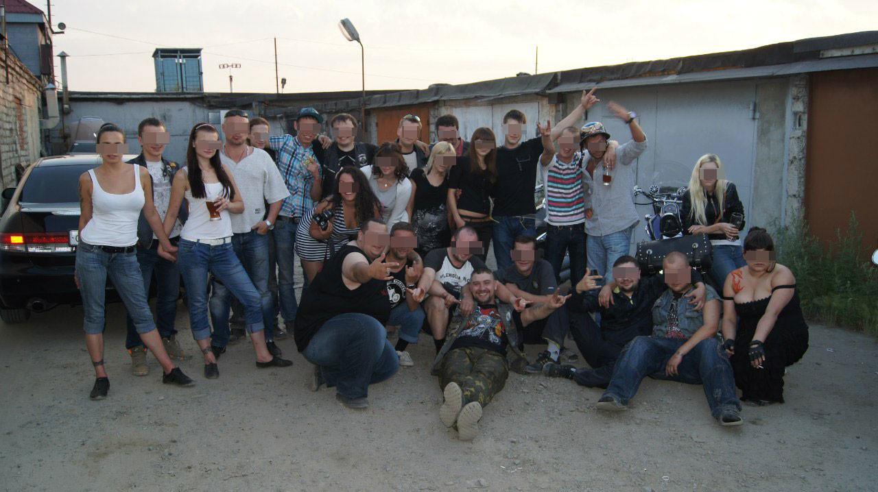 Фото © VK / Байкерский бар — Мотоклиника
