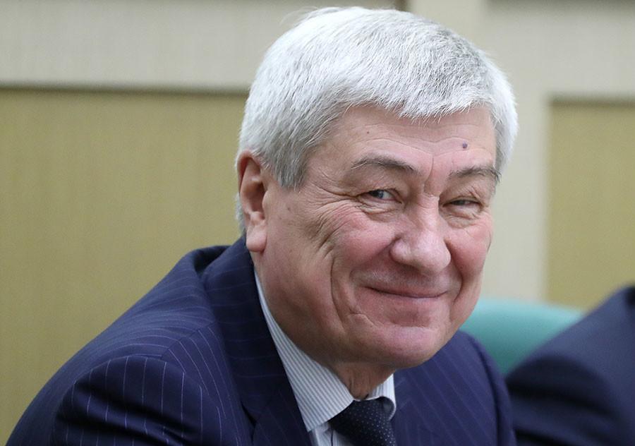Юрий Чиханчин. Фото © ТАСС / Станислав Красильников