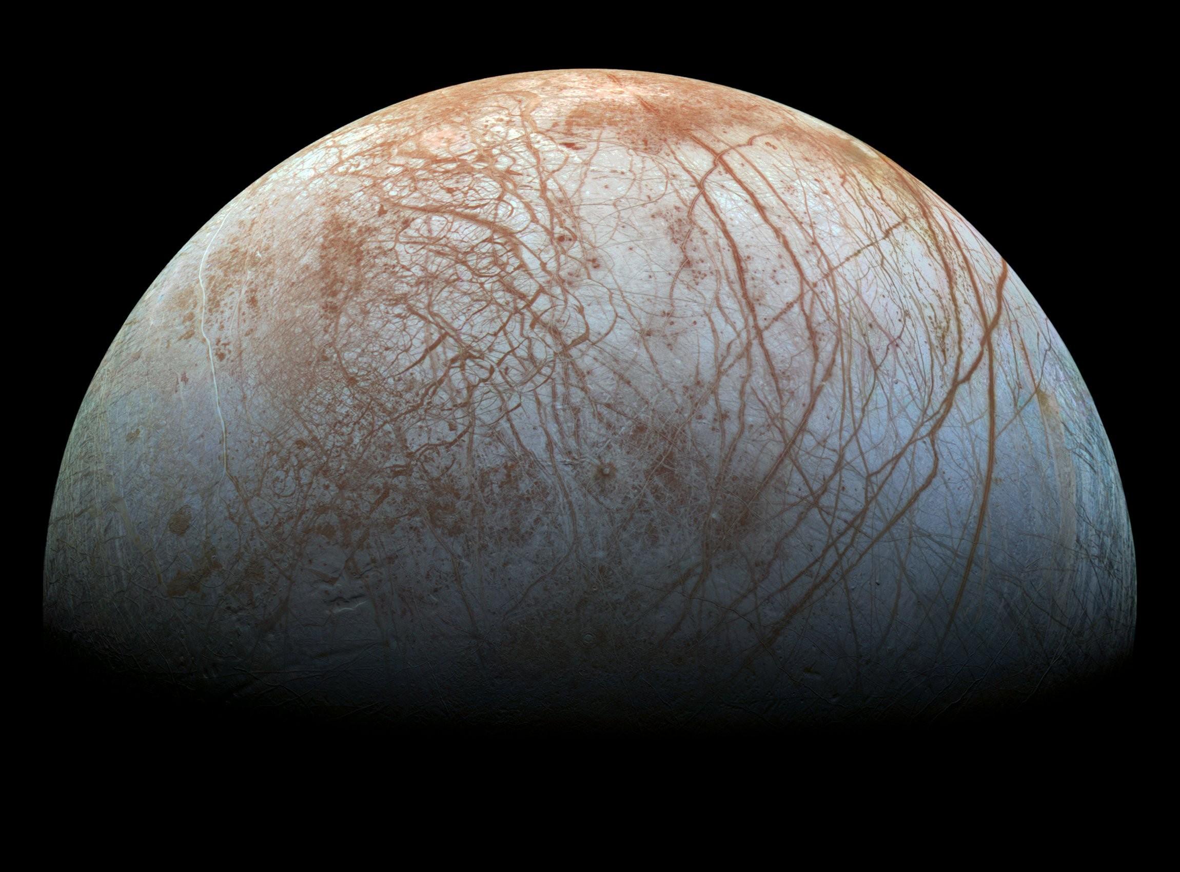 Фото © Twitter / NASA Europa Clipper