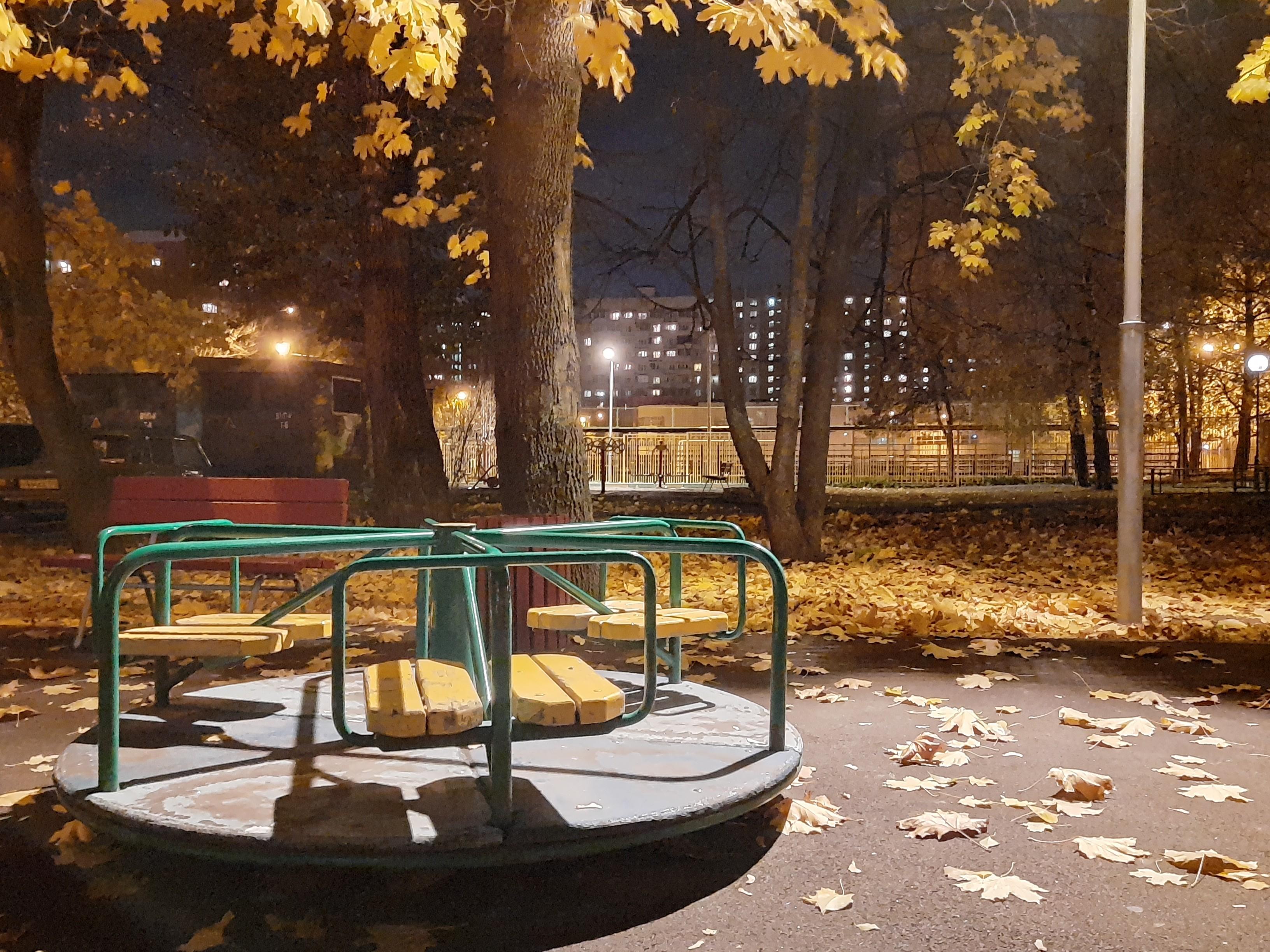 Вечер и ночь. Фото © Роман Кильдюшкин
