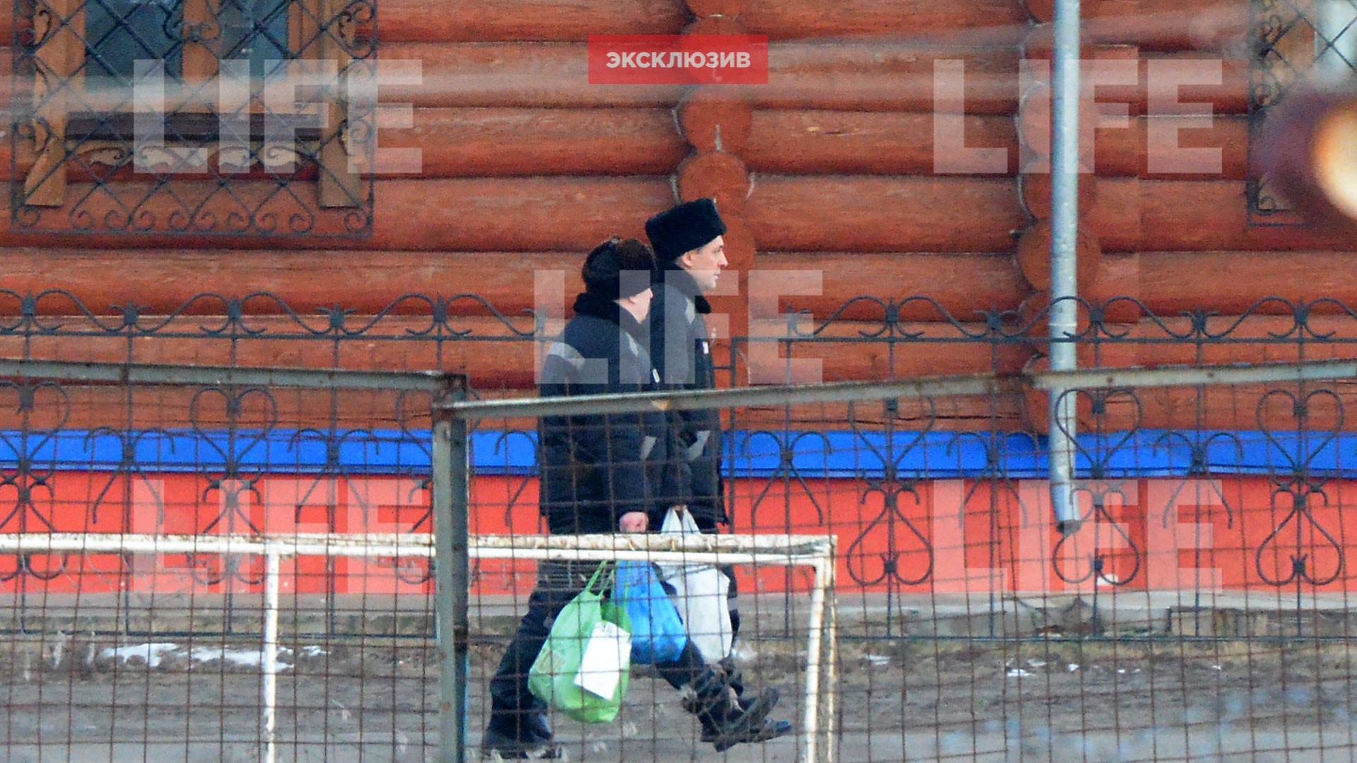 Дмитрий Захарченко (справа). Фото © LIFE