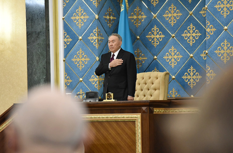 Фото © РИА Новости / Владислав Воднев