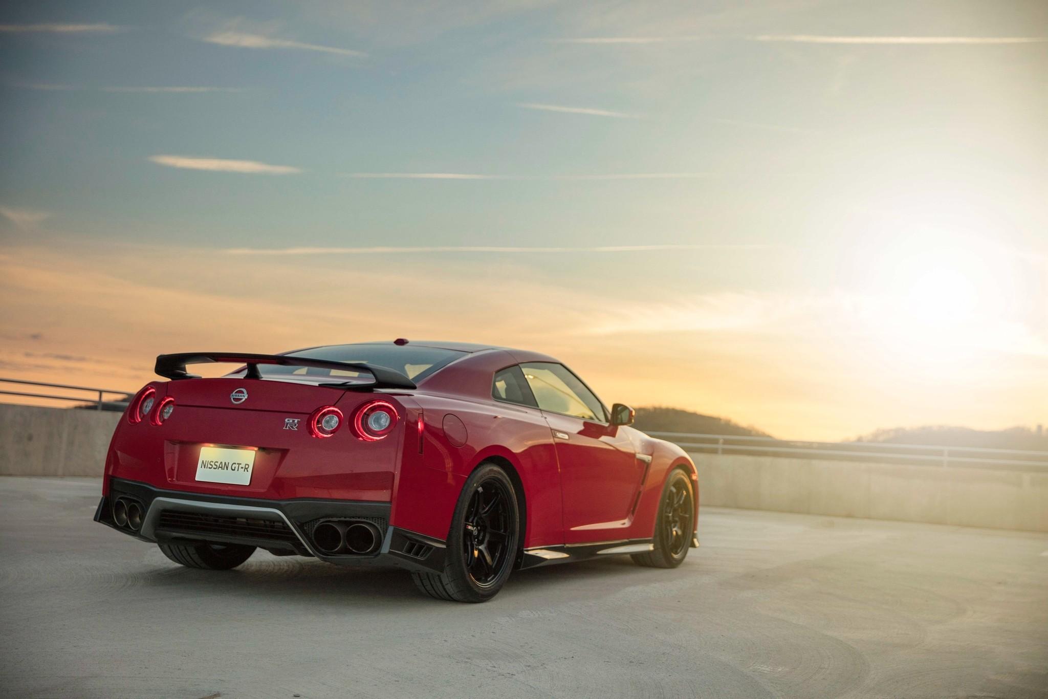 Nissan GT-R Track Edition. Фото: © Nissan