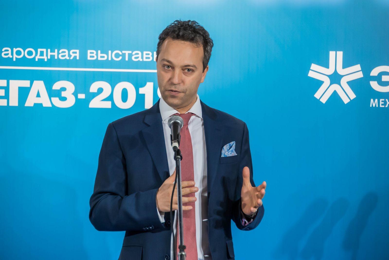 Директор по консалтингу в России IHSMarkit Максим Нечаев. Фото © Национальный нефтегазовый форум