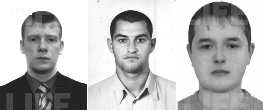 Николай Костров, Алексей Иванов, Евгений Соколов. Фото © LIFE