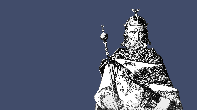 "Утер Пендрагон. Иллюстрация к книге ""История короля Артура и его рыцарей"". Фото © Wikipedia"