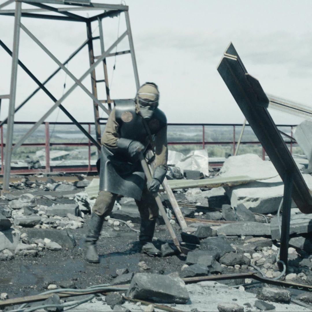 """Кадр из сериала """"Чернобыль"""". Фото © Instagram/hbo"""