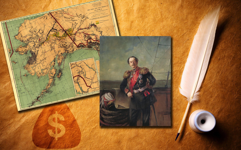 Генерал-губернатор Восточной Сибири Муравьёв-Амурский. Коллаж © L!FE Фото: © wikipedia/wikipedia