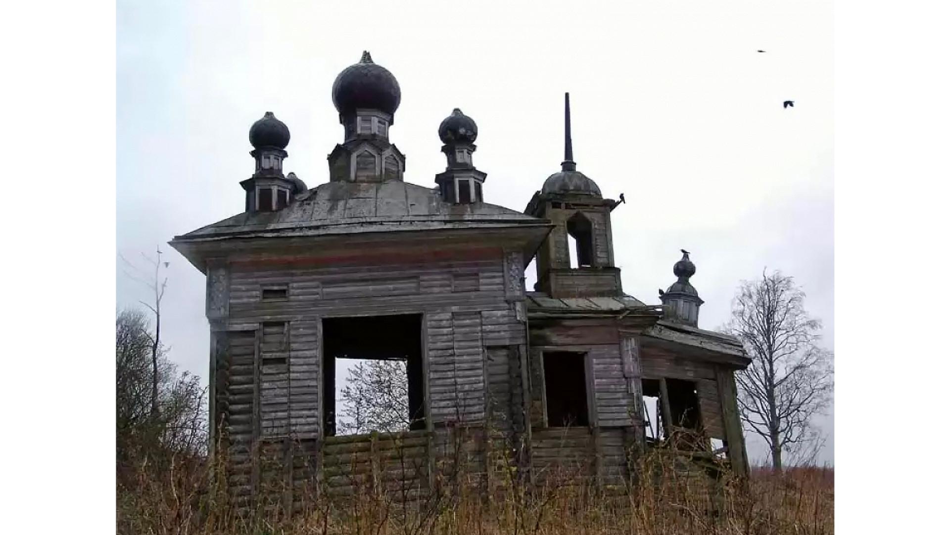 """<p>Фото: &copy;&nbsp;<a href=""""http://obsheedelo.ru/index.php/khramy-i-chasovni/katalog/regionalnye/item/563-khram-ioanna-bogoslova"""" target=""""_blank"""">obsheedelo.ru</a></p>"""