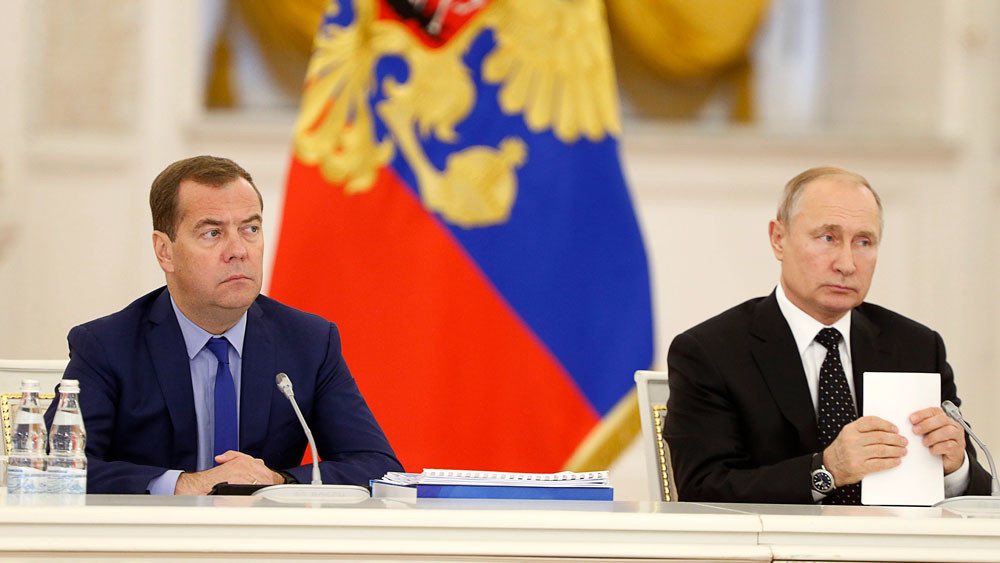 <p>Фото © Дмитрий Астахов/пресс-служба правительства РФ/ТАСС</p>