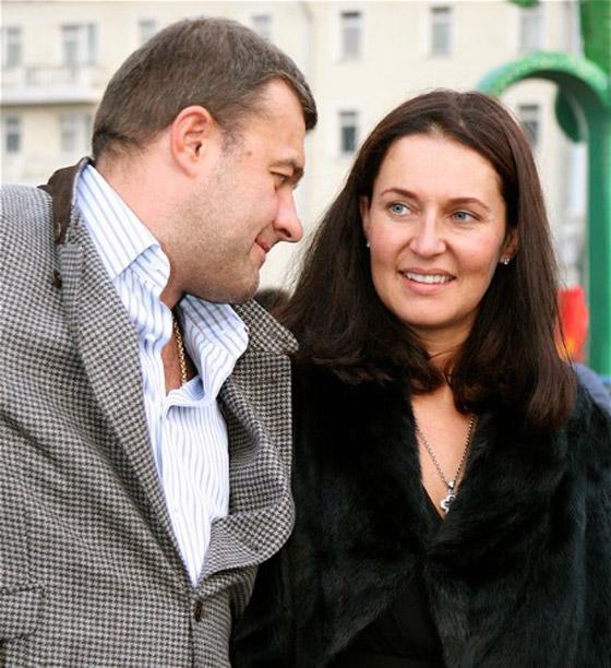 Михаил и Ольга - одна из самых стабильных пар российского шоу-бизнеса