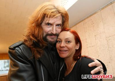 Никита Джигурда и Марина Анисина: родители на бис